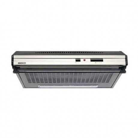 Hotte 60cm inox filtre aluminium BEKO