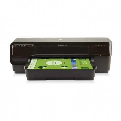 Imprimante Jet D'encre HP Officejet 7110 Couleur (CR768A)