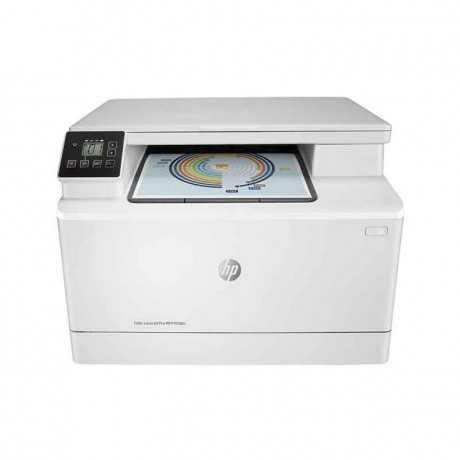 Imprimante 3en1 LaserJet Pro HP M180n Couleur Réseau (T6B70A)