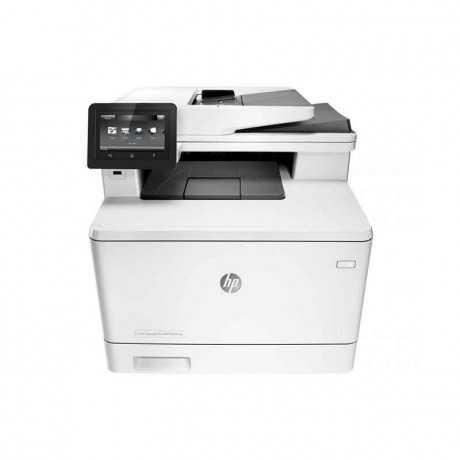 Imprimante Multifonction Laser Couleur HP LaserJet MFP M477fnw (CF377A)