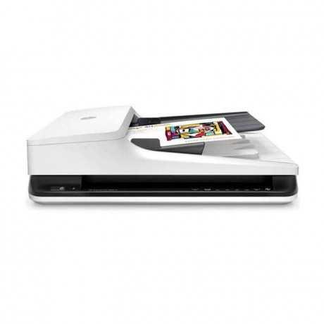 Scanner à plat HP ScanJet Pro 2500 f1 (L2747A)