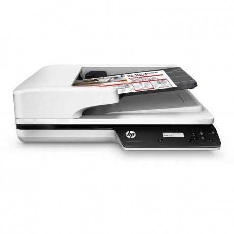 Scanner à plat HP ScanJet Pro 3500 f1 - L2741A