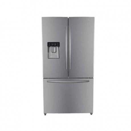 Réfrigérateur CONDOR CRS-NT72GH08 Side By Side 536L NoFrost Silver tunisie