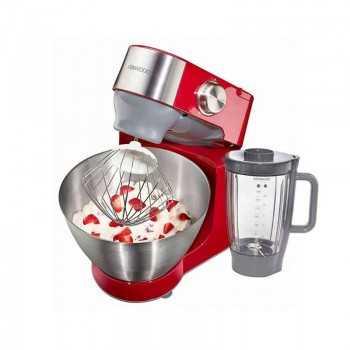 Robot Pâtissier Multifonction KENWOOD 900W + Blender KM241 Rouge