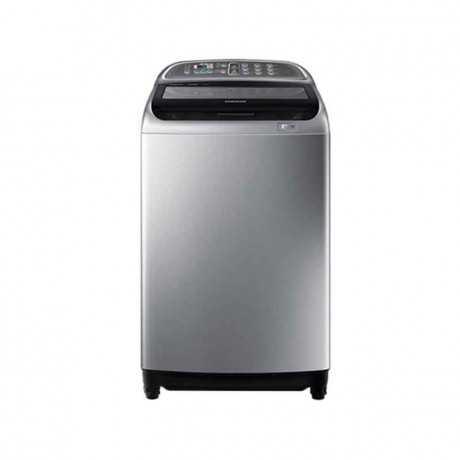 Machine à laver Samsung, Dualwash Top 12Kg wa12j5730ss Silver Tunisie