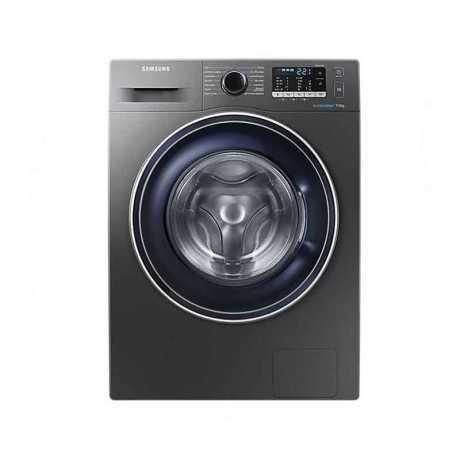 Machine à laver Samsung EcoBubble, 7KG WW70J5555FX Silver