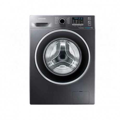 Machine à laver Samsung EcoBubble 8KG WF80F5E2W4W Silver