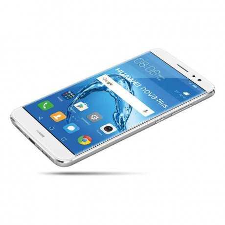 Smartphone Huawei Nova Plus 4G Silver Tunisie