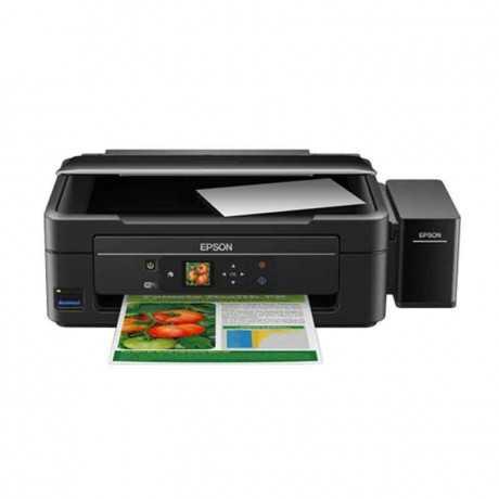 Imprimante Multifonction EPSON L455 Couleur WiFi