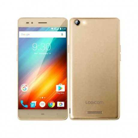 Smartphone Power Bot Logicom 16 Go Gold