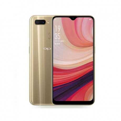 Smartphone OPPO A7 4G Gold