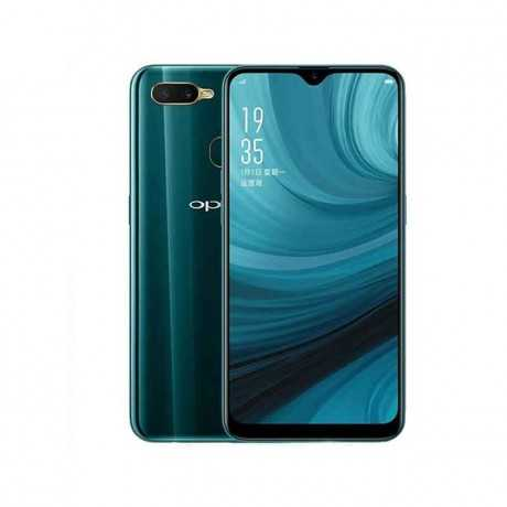 Smartphone OPPO A7 4G TURQUOISE