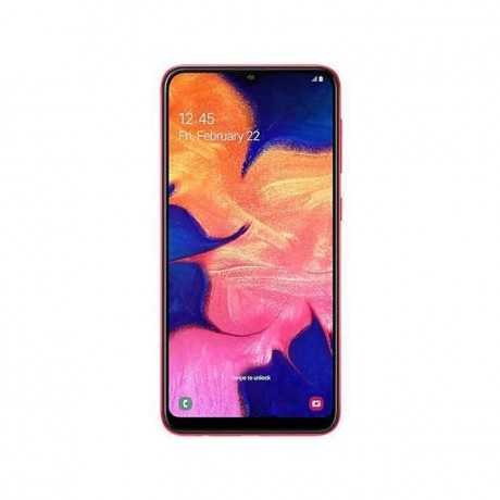 Smartphone Samsung Galaxy A10 2019 Rouge