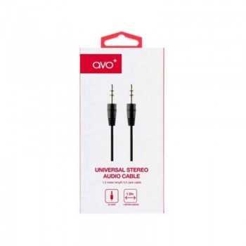 Câble Audio Jack Mâle-Mâle...
