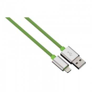 Cable USB HAMA 2.0 IPOD/IPHONE/IPAD ,LIGHTNING Green Tunisie