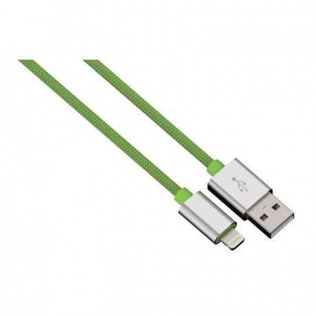 Cable USB HAMA 2.0 IPOD/IPHONE/IPAD ,LIGHTNING Green Tunisie