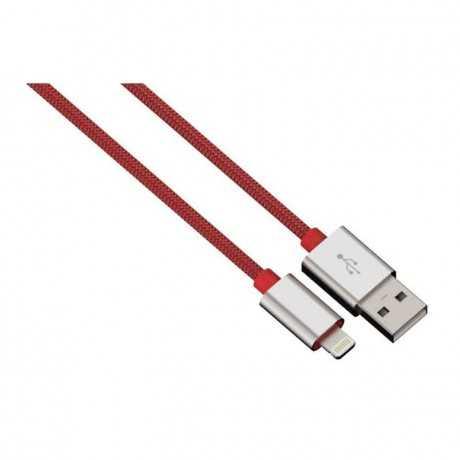 Cable USB HAMA 2.0 IPOD/IPHONE/IPAD ,LIGHTNING Rouge Tunisie