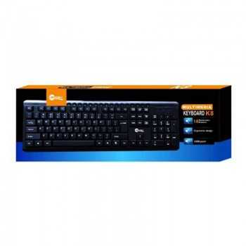 CLAVIER USB MULTIMEDIA...