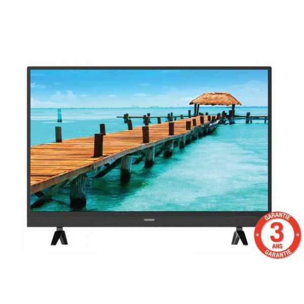 "Téléviseur TELEFUNKEN 32"" E3 LED HD Smart -TV32E3 Tunisie"