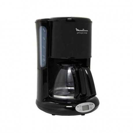 Cafetière principio MOULINEX FG262810 1000W 15 Tasses Noir
