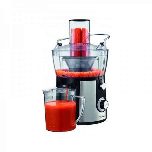 Centrifugeuse MOULINEX Juice Express 800 W JU550D10 Noir/Inox Tunisie