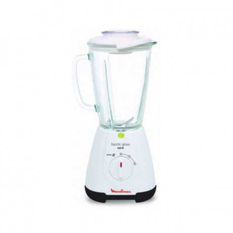 Blender Moulinex FACICLIC 500 W LM310112 Blanc Tunisie