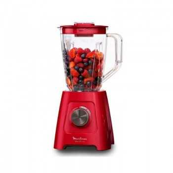 Blender Moulinex BLENDFORCE LM420510 Rouge Tunisie