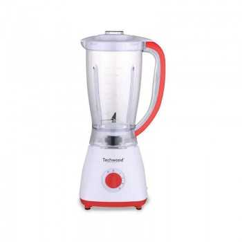 Blender TECHWOOD 450W TBL-775 Blanc/Rouge Tunisie
