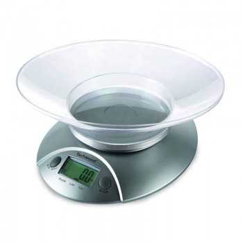 Balance de Cuisine Digitale 5kg TECHWOOD TPA-560 Gris Tunisie
