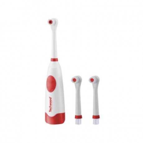 Brosse à dents électrique TECHWOOD TBAD-035 Rouge