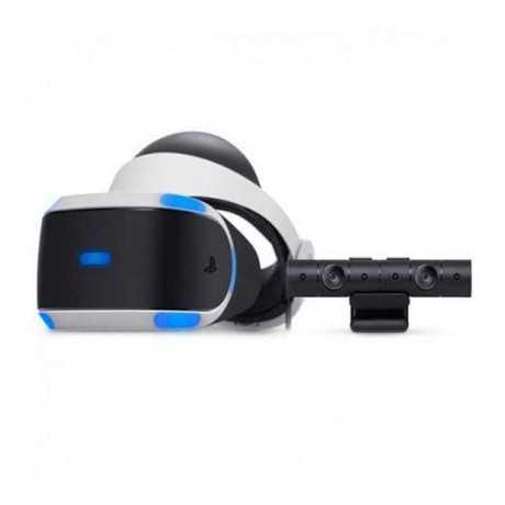 PS4 Playstation VR+Camera V2+World PS4
