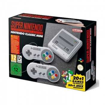 Console Super NINTENDO Mini...