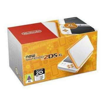 Console New 2ds XL Blanc +...