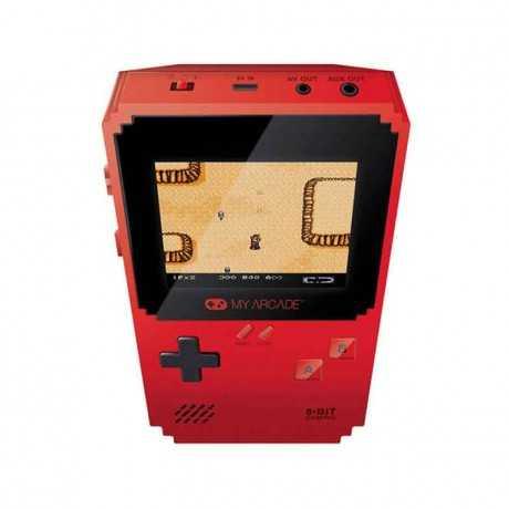 Console de Jeux MY ARCADE Pixel Classic Data East