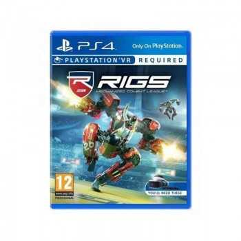 Jeu PS4 Rigs:Mechanized...