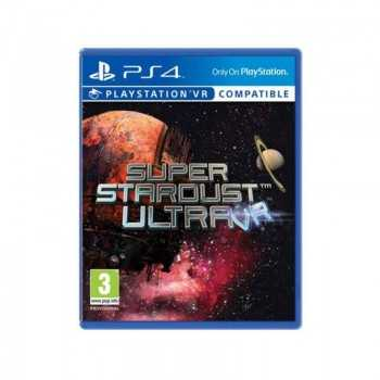 Jeu PS4 Super Stardust...