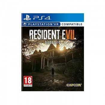 Jeux PS4 Resident EVIL VII...