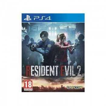 Jeux PS4 Resident EVIL 2