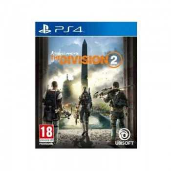 Jeux PS4 The Division2