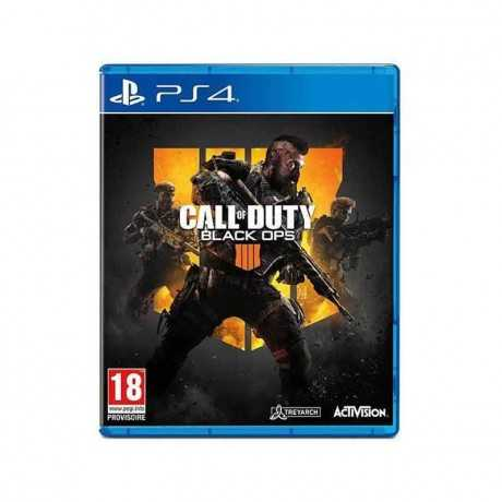 Jeux Call of Duty 15 Black OPS PS4 fps / Guerre