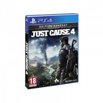 Jeux Just Cause 4 Edition...