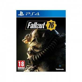 Jeux Fallout 76 PS4