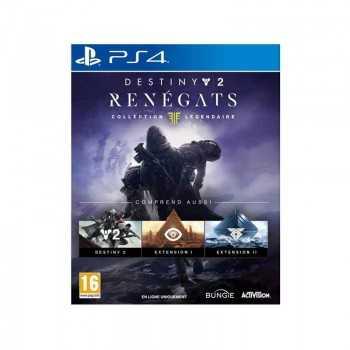 Jeux Destiny 2 Renegats PS4...