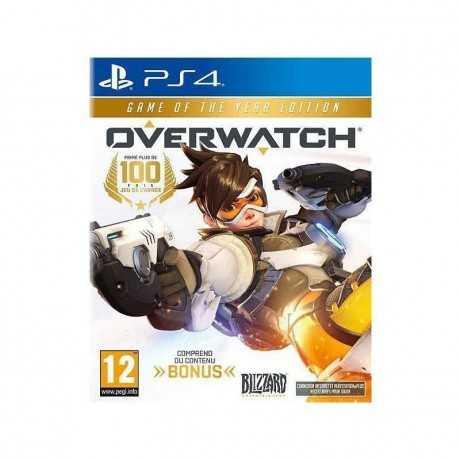 Jeux Overwatch Goty PS4 FPS