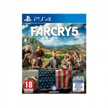 Jeux Far Cry 5 PS4
