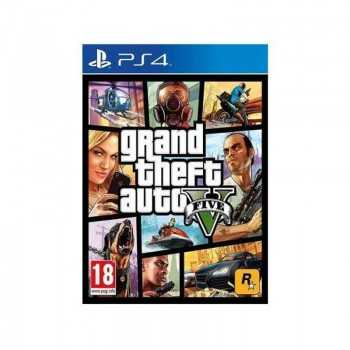 Jeux Vidéo PS4 Take 2 GTA V