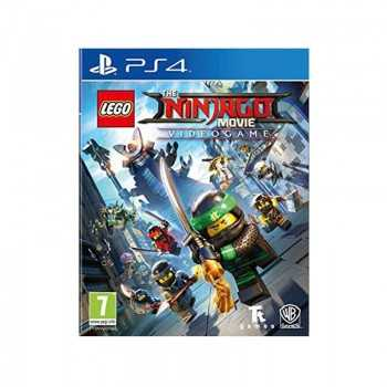 Jeux PS4 The Movie Lego...