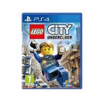 Jeux PS4 Lego City...