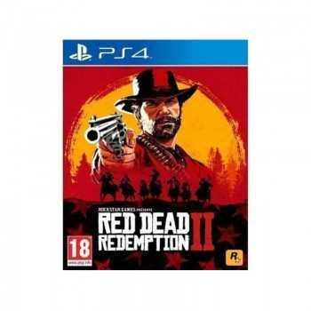 Jeux Dead Redemption 2 PS4