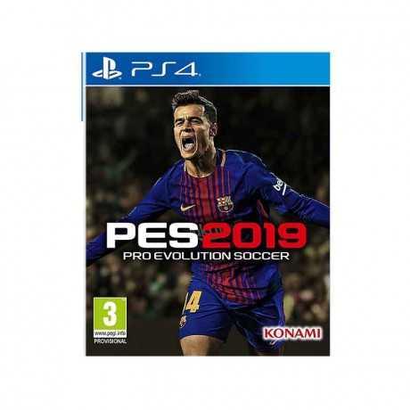 Jeux PS4 PES 2019 Sport